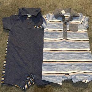Baby boy Bodysuit bundle